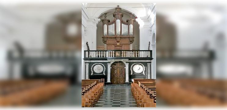 Concert de Gala pour les 150 ans de l'orgue de la collégiale