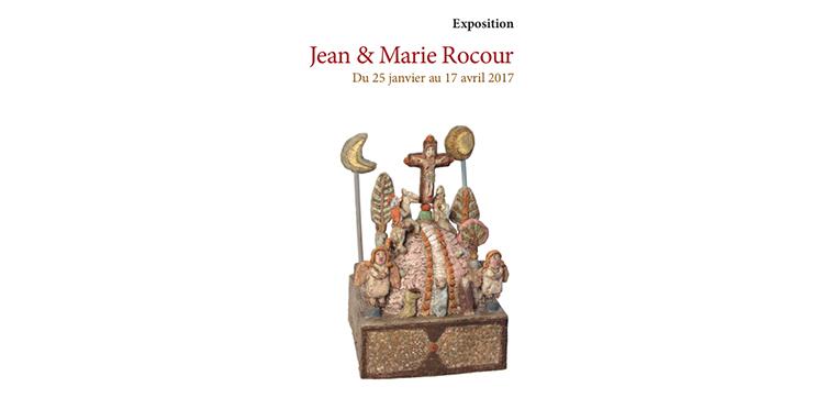 Exposition Jean et Marie Rocour