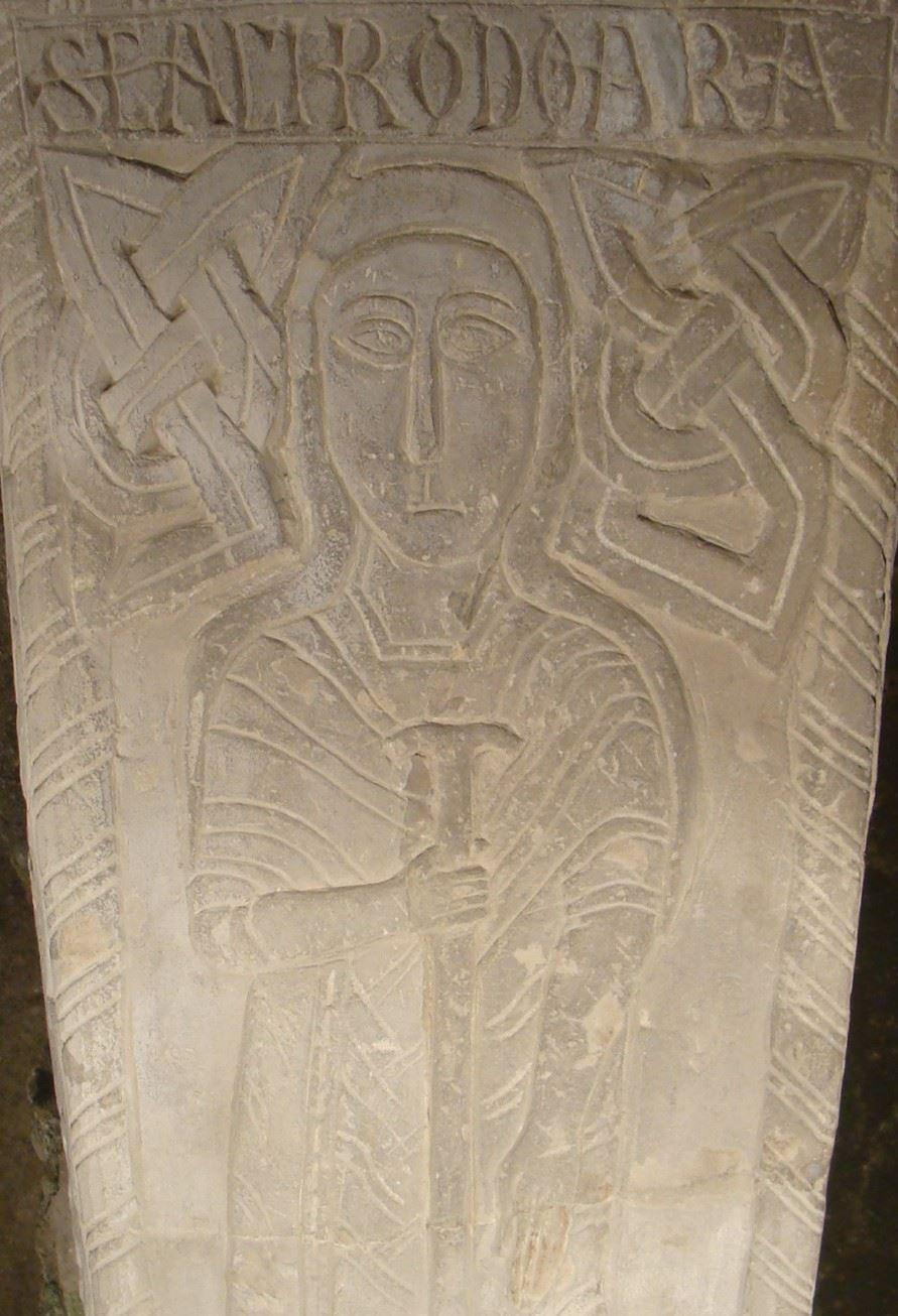 musée amay sarcophage CHrodoara sainte ode